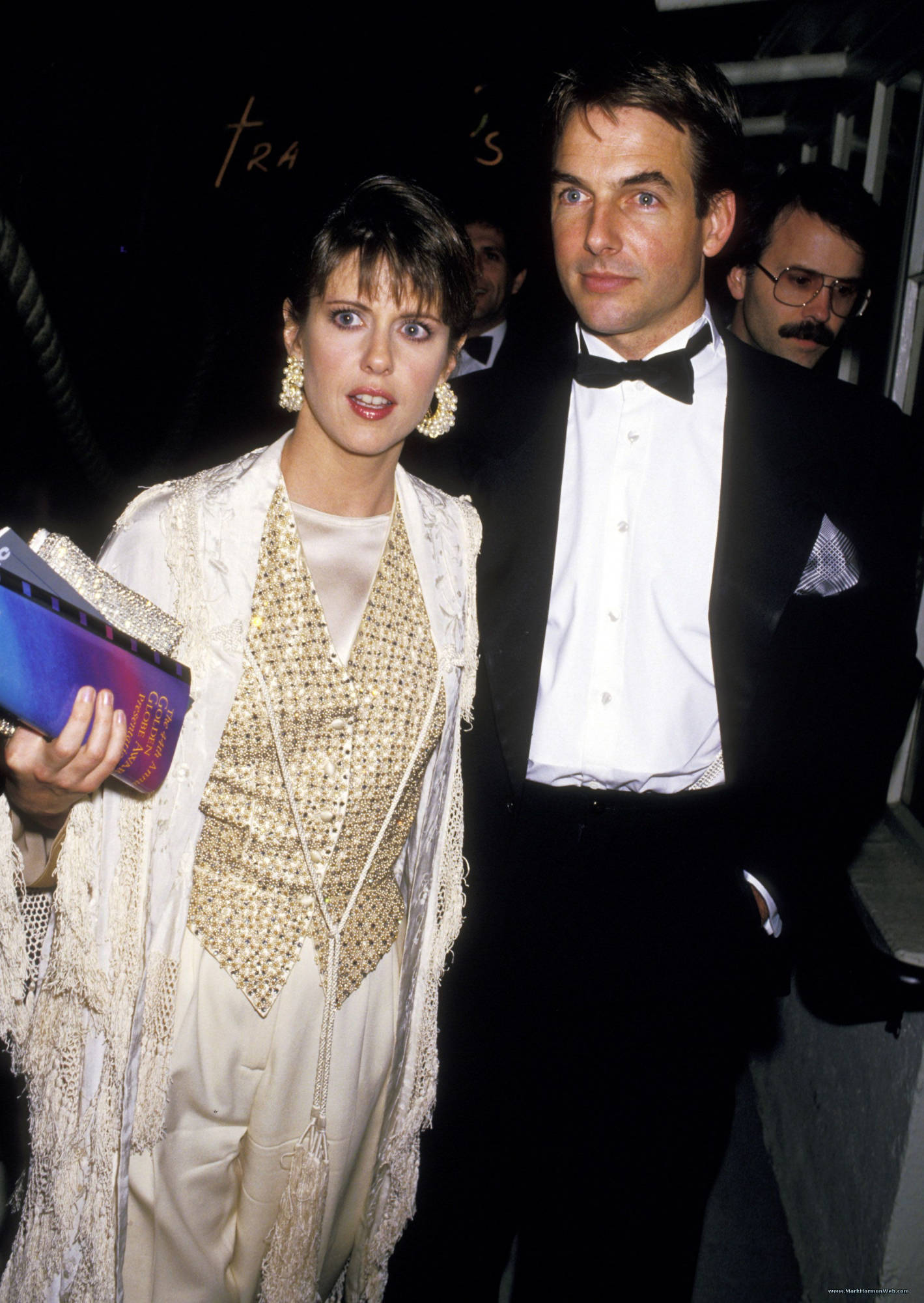 The gallery for mark harmon pam dawber children photos for Pam dawber and mark harmon divorce