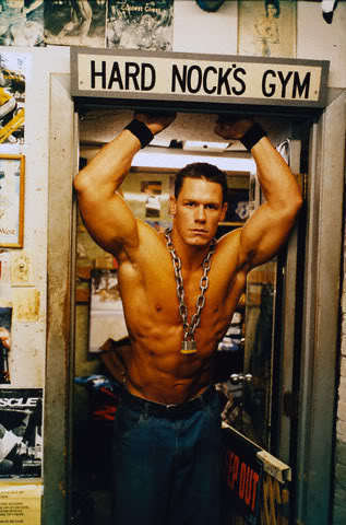 Mens fitness magazine john cena john cena photo - John cena gym image ...