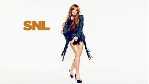 Miley Cyrus Exclusive photoshot ( Saturday Night Live [2011])