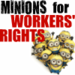 Minions Have Unions Too - debate icon