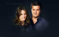 Nathan &amp; Stana - nathan-fillion-and-stana-katic wallpaper
