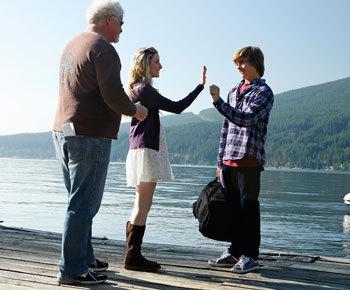 New Suite Life Movie Pics!!