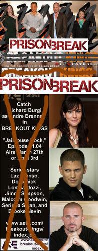 PRISON BREAK absolutely great - Breakout Kings stupid replica