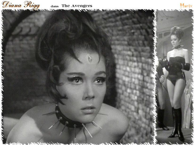 Queen of Sin (collage Von Horix)