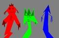 RGB minions