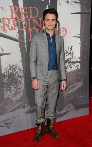 Red Riding kofia premiere - March 7, 2011