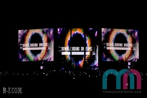 리한나 음악회, 콘서트 2011