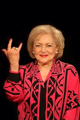 Rock on Betty