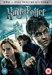 Romione - Harry Potter and the Deathly Hallows Part I in DVD
