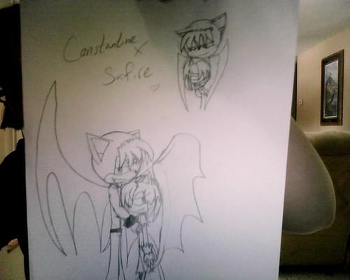 Safire x Constantine