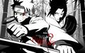 Sasuke vs. Naruto