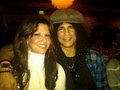 Slash with his wife - slash photo