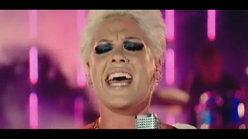 So What Music Video Pink Image 19951703 Fanpop