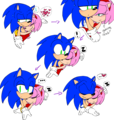 SonAmy Mini Comic - sonic-and-amy photo