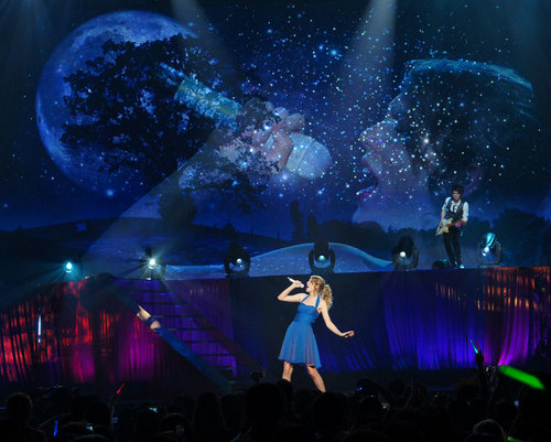 Speak Now World Tour: Tokyo, jepang [February 17, 2011]