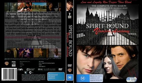 Spirit Bound Dvd Cover