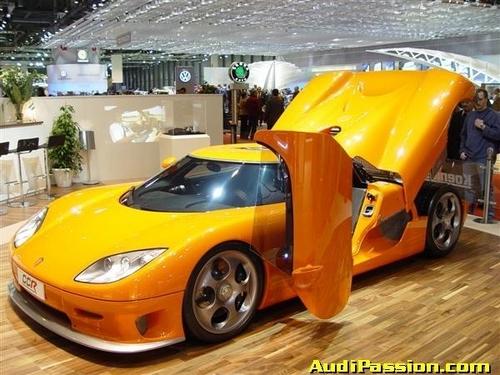 Спортивные машины