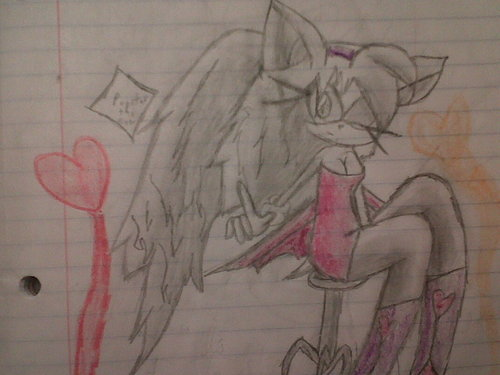 Star the Hedgebat - sonic-fan-characters Photo