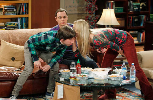 TBBT - S04E18 - The Prestidigitation Approximation