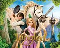 Tangled - flynn-and-rapunzel wallpaper