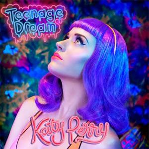 Teenage Dream Fanmade Single Cover