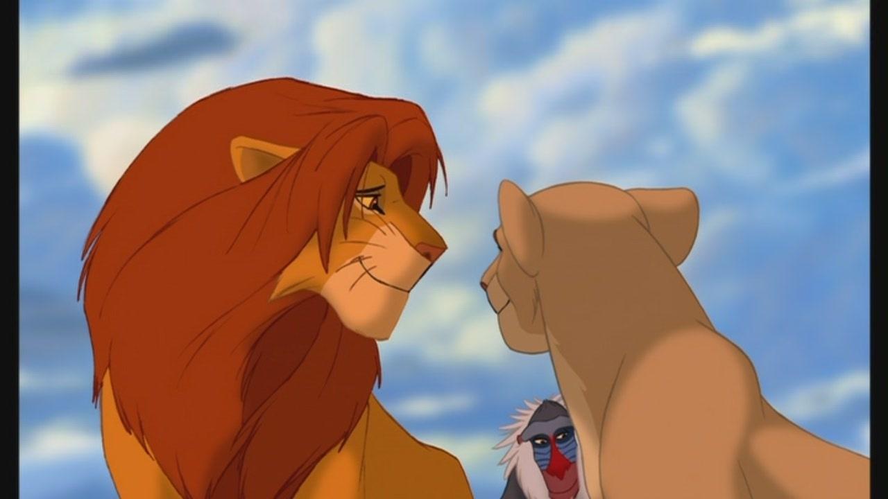 the lion king - disney image  19902737
