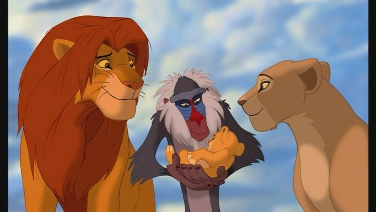 the lion king - disney image  19902743