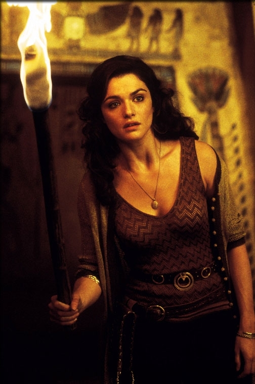rachel weisz the mummy 2. The Mummy!