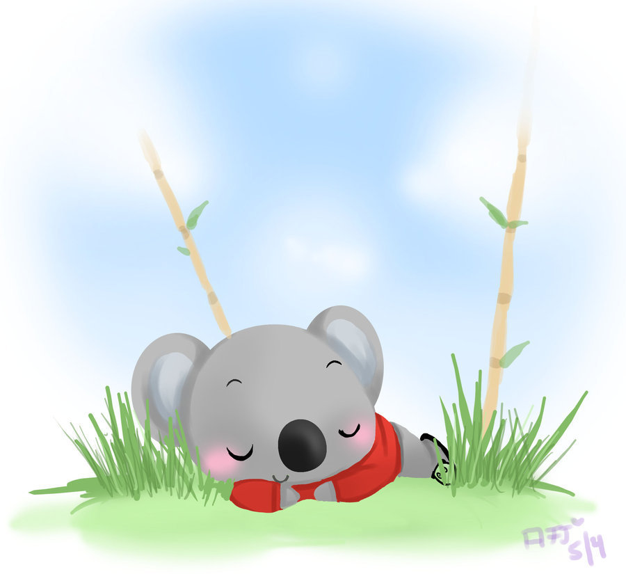 Koala 825 tolee-the-koala Fan Art