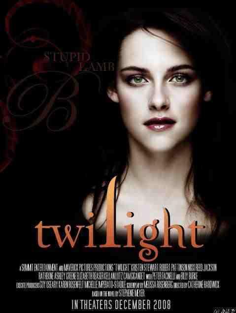 Twilight Posters Twilighters Fan Art 19956370 Fanpop