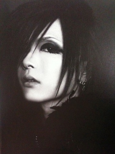 Uruha the GazettE New Look 2011