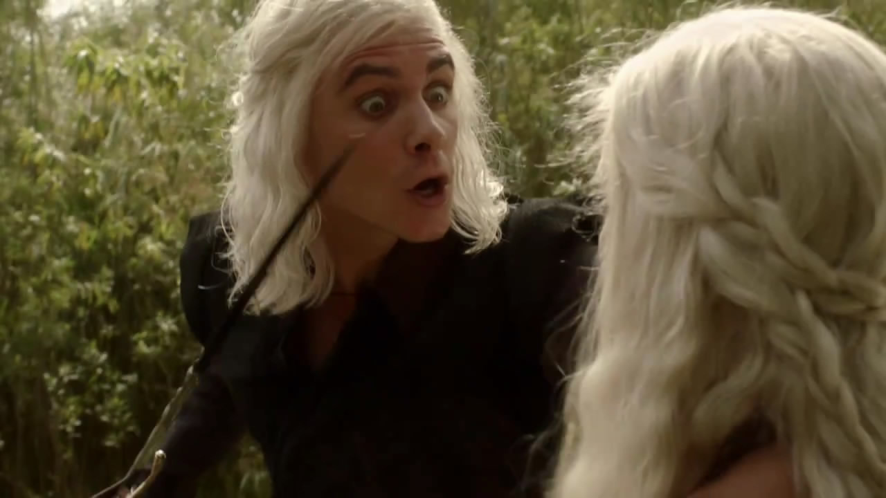 Who would have been hilarious Viserys Targaryen Gif