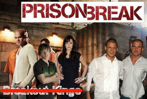 We do not watch Breakout Kings - We want PRISON BREAK 5