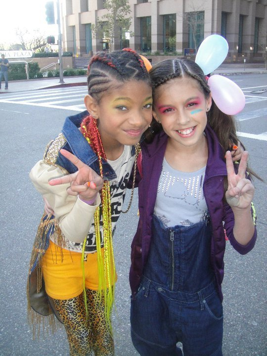 Willow & Simrin