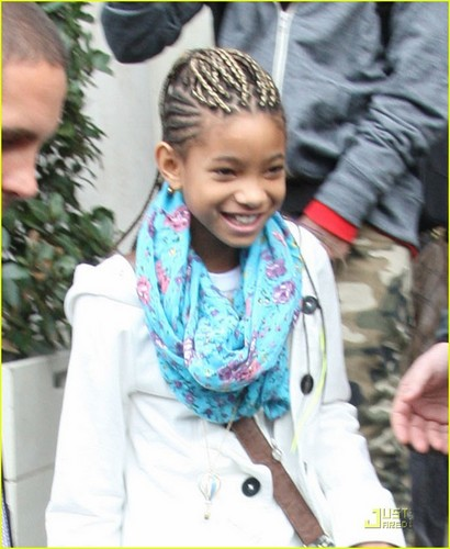 Willow Smith: Ready to Rock in Dublin!