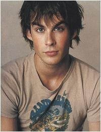 Ian Somerhalder wallpaper containing a portrait called Young Ian