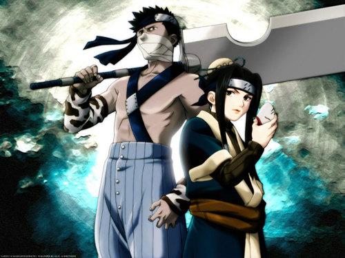 Zabuza and Haku