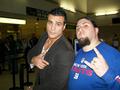 alberto del rio and a fan