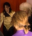 dangerous tour bafore the show <3