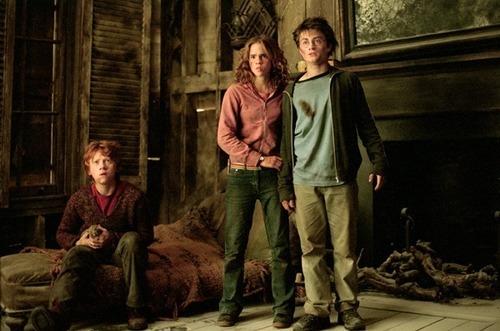 harry potter trio :D