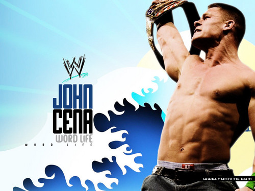 John Cena wallpaper possibly containing a hunk entitled john cena wallpaper