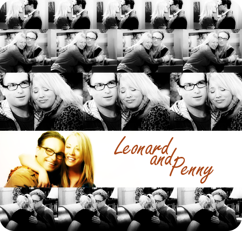 leonard&penny♥