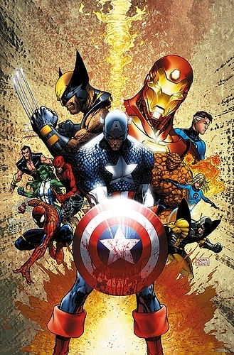 marvel united - marvel-comics Photo