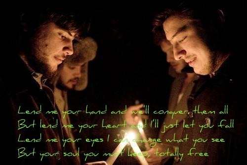 mumford and sons awake my soul
