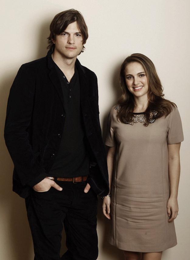 natalie portman and ashton kutcher - Natalie Portman Photo ... натали портман