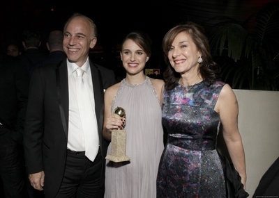 natalie portman and her parents