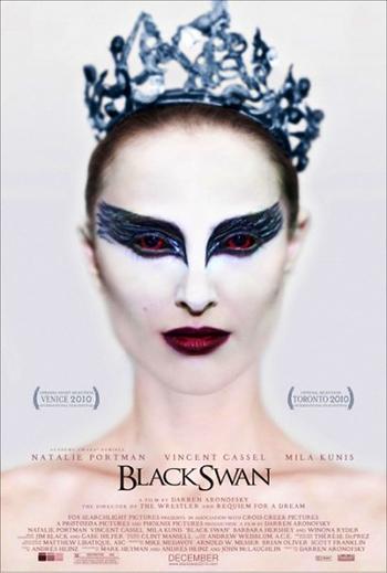 natalie portman black swan scene video. natalie portman black swan