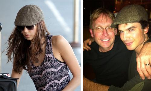 same hat :)