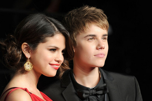 sele and justin