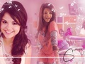 selena cute - superstars wallpaper